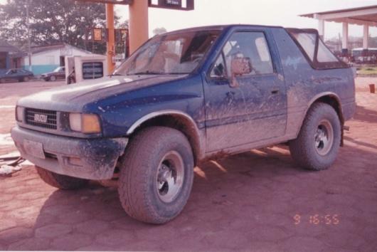 my jeep amigo