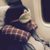 機内での安眠をお手伝いする3つのグッズ  !