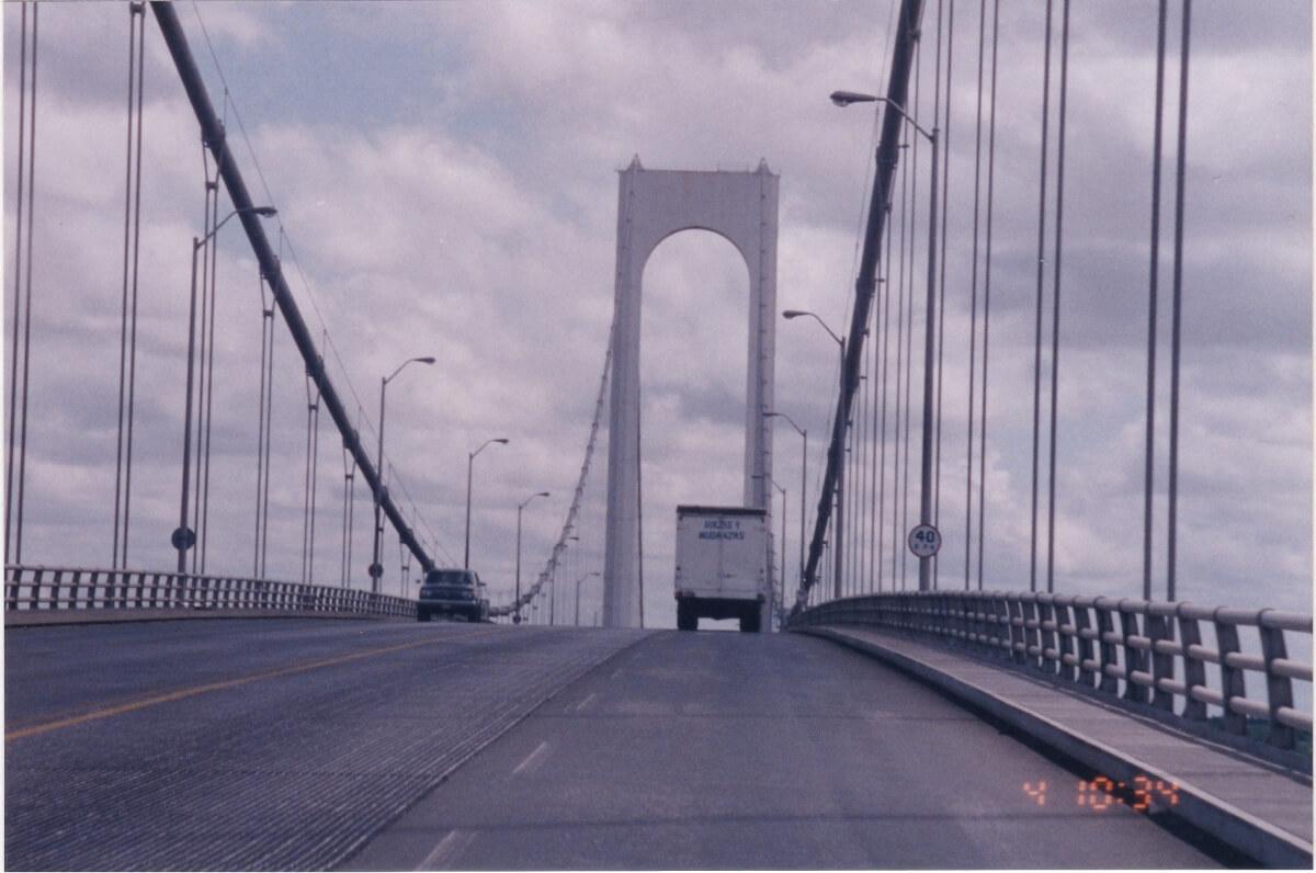 オリノコ川の橋