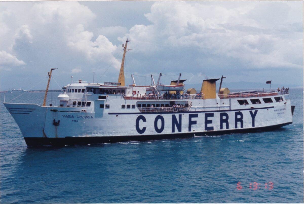 マルガリータ島定期船
