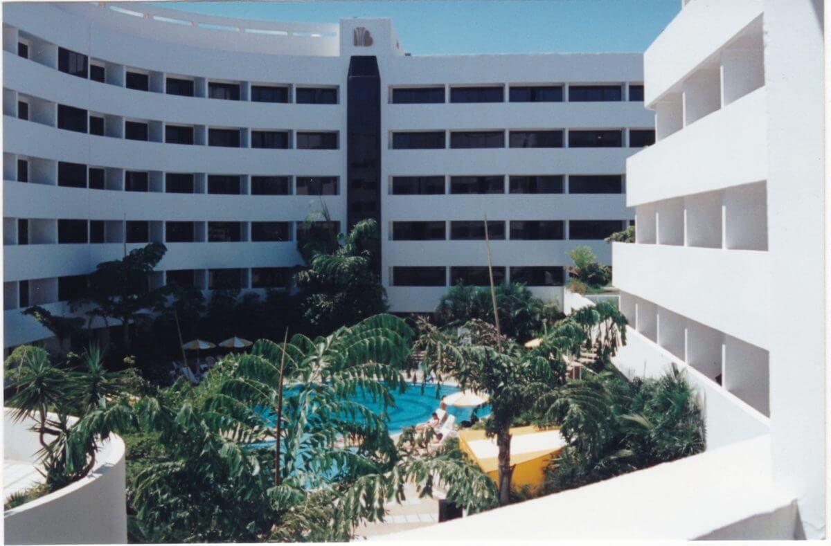 マルガリータ島のホテル