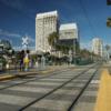 サンディエゴの青い空