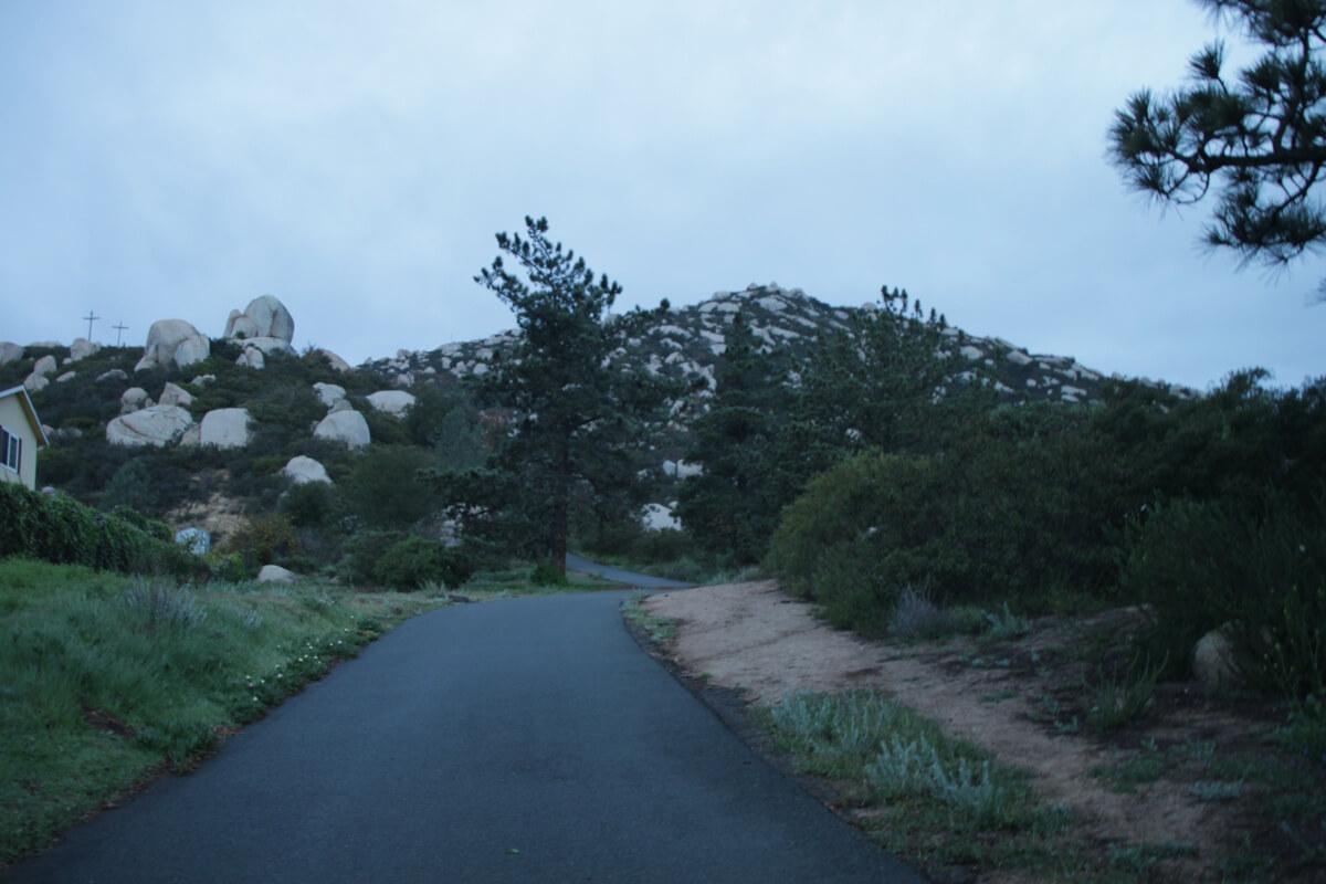 Mt.Woodson Rd