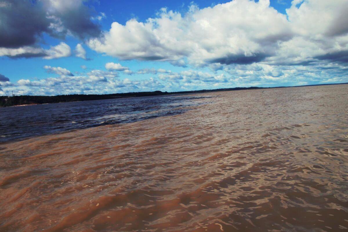 アマゾン川合流2