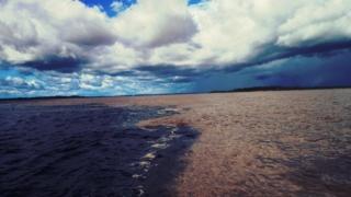 アマゾン川合流